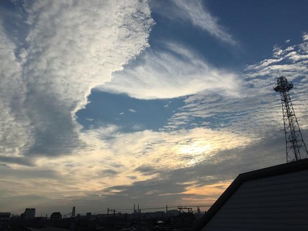 空快晴9月和歌山