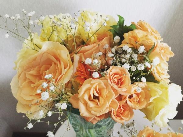 花お花結婚式プレゼント二次会