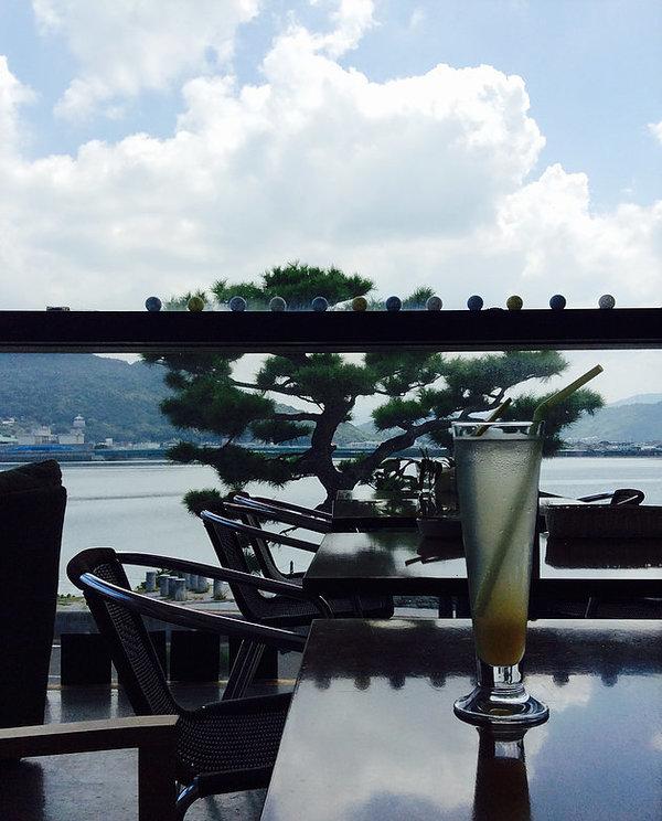 和歌山カフェ海が見えるカフェ